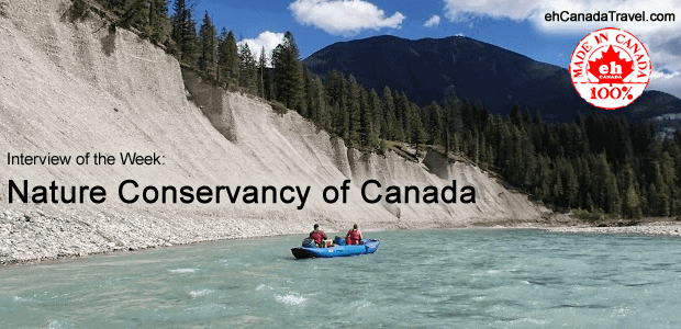 Nature Conservancy of Canada Interview