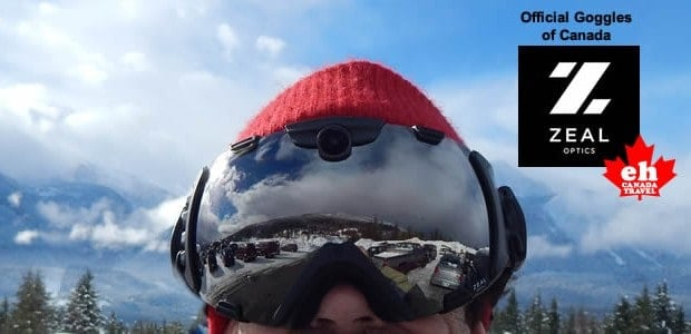 Sharing is Canadian!Facebook0Twitter0Google+9Pinterest110sharesZeal Optics HD Video Goggles Snowboarding and Skiing Revelstoke Mountain We received our Zeal Optics HD Video Goggles in the mail just prior to 70 cm of powder […]
