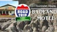 "The Badlands Motel, Drumheller, Alberta ""… wonderful hosts that go out of their way to make your stay a comfortable and a memorable one."" This is a Featured ""Road Trip"" Accommodation Click […]"