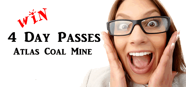 WIN 4 Day Passes to the Atlas Coal Mine National Historic Site in Drumheller, Alberta, Canada. Summary: The Atlas Coal Mine is an industrial heritage site. We are the most complete […]