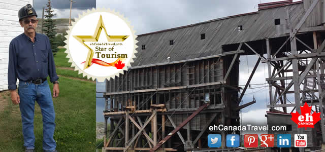 "Atlas Coal Mine National Historic Site, Drumheller, Alberta, Canada ""The Atlas Coal Mine tour is one of the most amazing historical tours in Canada. I left there not only much better […]"