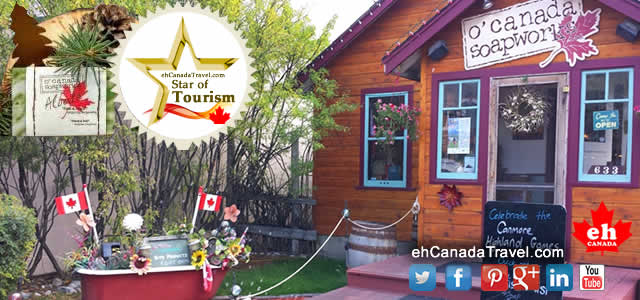 "O'Canada Soapworks, Canmore Alberta, Canada ""Not only was there instant soothing relief but within days I noticed the dramatic healing process taking place. Years of prescriptions have never given me results […]"