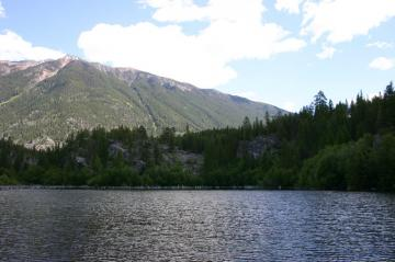 Lakit Lake Forest Recreation Site, Cranbrook
