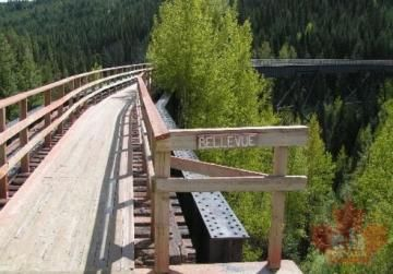 KVR - Kettle Valley Rail Trail