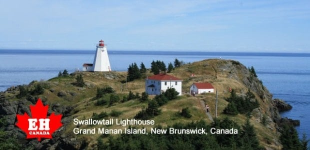 Sharing is Canadian!Facebook124Twitter0Google+0Pinterest4128sharesThis week we packed up the video and camera gear, sleeping bags and tent and headed to Grand Manan Island in New Brunswick, Canada. New Brunswick is a […]