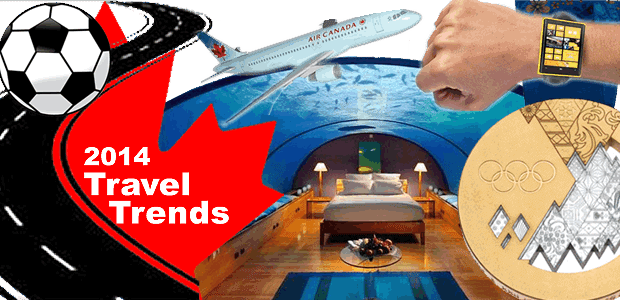 "Sharing is Canadian!Facebook13Twitter0Google+0Pinterest013shares2014 Travel  Trends for Canadians. The question everyone in tourism and travel is asking themselves at this time of year is, ""What are the travel trends to watch […]"