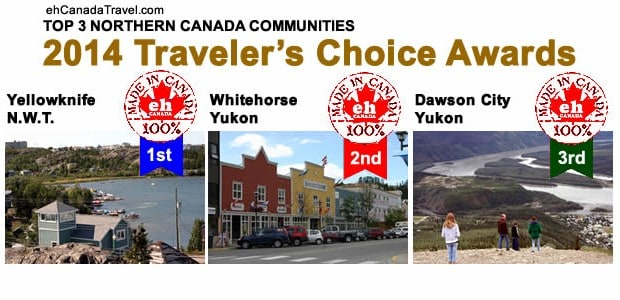 Sharing is Canadian!Facebook335Twitter0Google+3Pinterest0338sharesTop 3 Communities Northern Territories Canada 2014 Traveler's Choice Awards Most Visited/Popular Top 3 Communities Back to 2014 Traveler's Choice Award Winners Northern Canada Northern Canada – the […]