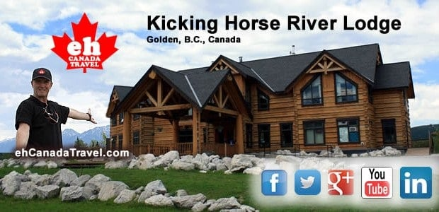 """Golden Experience with Kicking Horse River Lodge """"The beautiful craftsmanship, the architecture, is part of the whole attraction of staying with Kicking Horse River Lodge. And then add in the […]"""