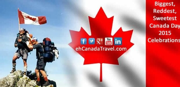 Sharing is Canadian!Facebook0Twitter0Google+5Pinterest16sharesCanada Day 2015 Maple Leaf Celebrations 13 Capital City Celebrations Across this Great Country on July 1st, 2015. 13 provinces and territories will be celebrating Canada Day across […]