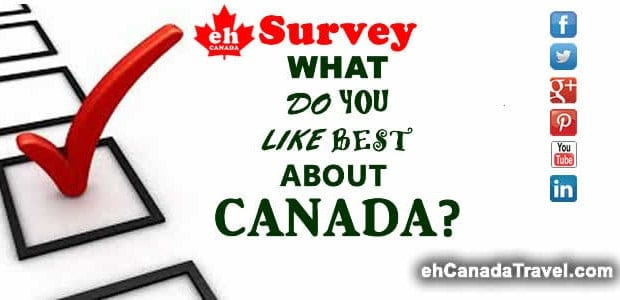 "Sharing is Canadian!Facebook0Twitter0Google+Pinterest728shares""What Do You Like Best About Canada?"" ""We are a country of NATURE, embracing our FREEDOMS, surrounded by WILDERNESS and celebrating DIVERSITY."" ""What Do You Like Best About […]"