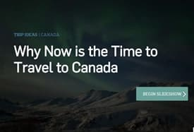 February Canada Tourism News Week 2