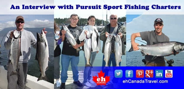 Sharing is Canadian!Facebook0Twitter0Google+Pinterest12sharesInterview with Pursuit Sport Fishing Charters An interview with Dan MacLeod of Pursuit Sport Fishing Charters We talked fishing, guiding, salmon, rod and reel recently with Dan MacLeod of Pursuit Sport Fishing Charters […]