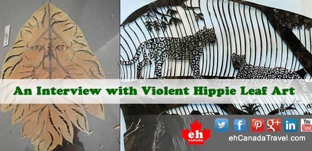 Sharing is Canadian!Facebook0Twitter0Google+1Pinterest23sharesInterview with Violent Hippie Leaf Art An interview with Dessie Jeanne Marshall of  Violent Hippie Leaf Art We talked art recently with Dessie Jeanne Marshall in our swanky online coffee house and […]