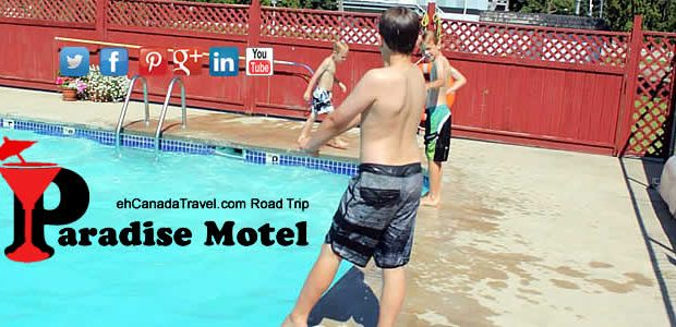 """Sicamous, B.C. Paradise Motel """"its the hottest place… to be cool"""" I pulled into the parking area of the Paradise Motel in the community of Sicamous located in the Shuswap […]"""