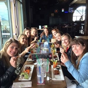 A Group Outing With Okanagan Foodie Tours