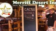 "Merritt Accommodation Star of Tourism  The Merritt Desert Inn, Merritt, BC, Canada ""… to experience country music culture in an accommodation then check out The Merritt Desert Inn."" Merritt, British […]"