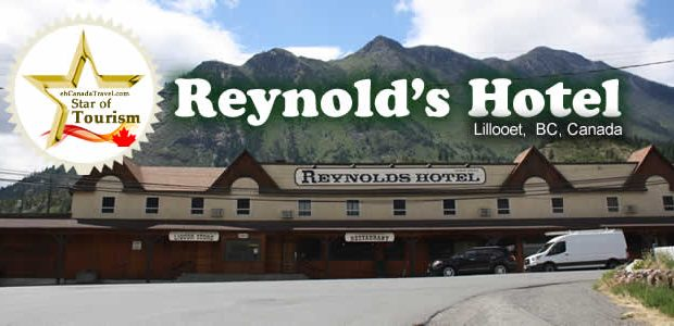 "Lillooet Accommodation – Reynold's Hotel Lillooet, British Columbia, Canada ""Star of Tourism"" ""It was clear to me when I checked in that the current owners, David and Michelle, have put […]"