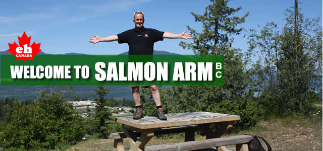 23 Things to do in Salmon Arm