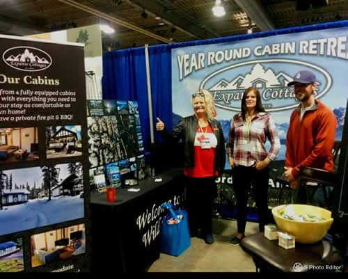Calgary Outdoor Adventure and Travel Show