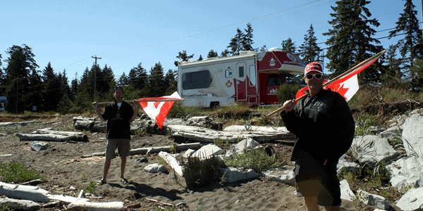 "Canada RVing The Maple Leaf Has Landed  ""ehCanadaTravel.com is riding on the wings of their Maple Leaf RV all the way across Canada""    The Big Reveal You may have […]"