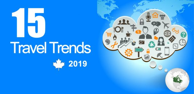 "2019 Tourism Trends for Canada 15 trends and traveler habits we should keep an eye on in 2019 ""Emerging 2019 tourism trends are interesting considering all that is happening on […]"