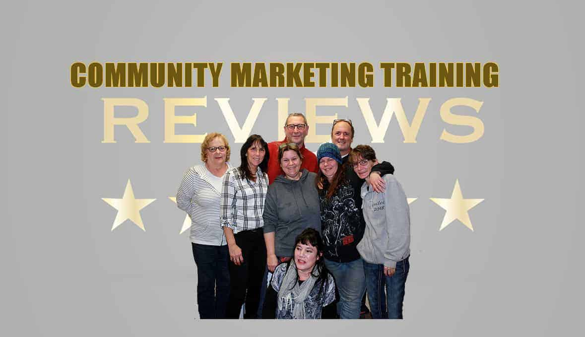 Community Marketing Program