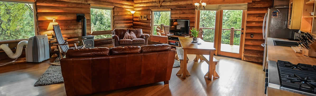 Cabins & Cottages for Rent in Canada