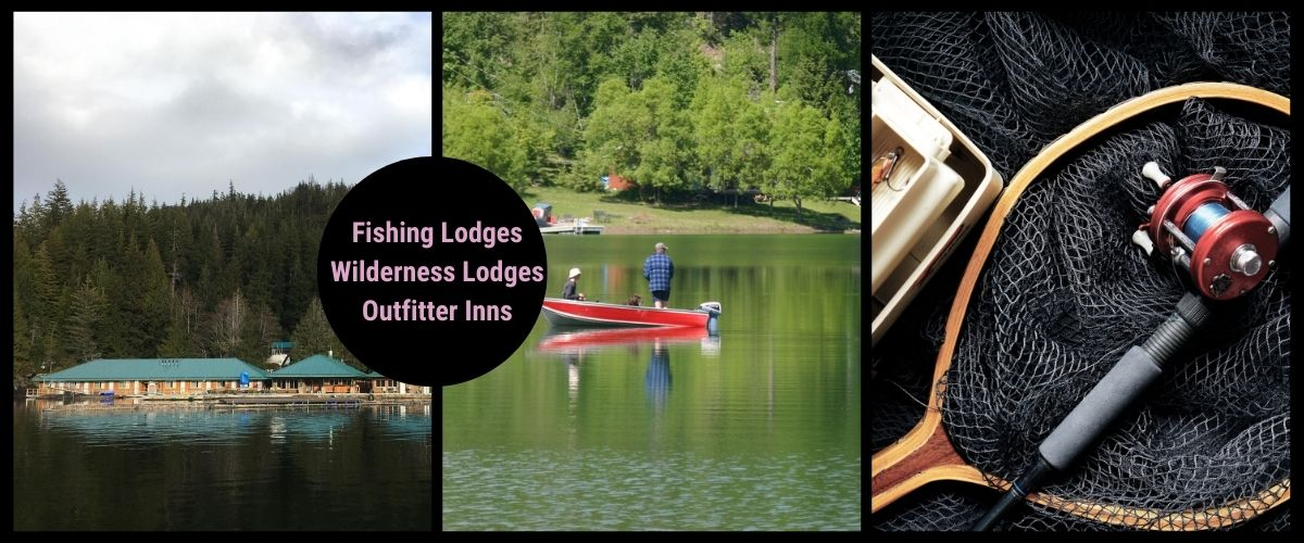 Canada Fishing Lodges and retreats