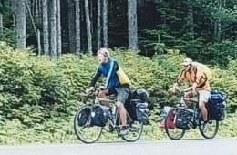 Alberta Canada Cycling Routes & Tours