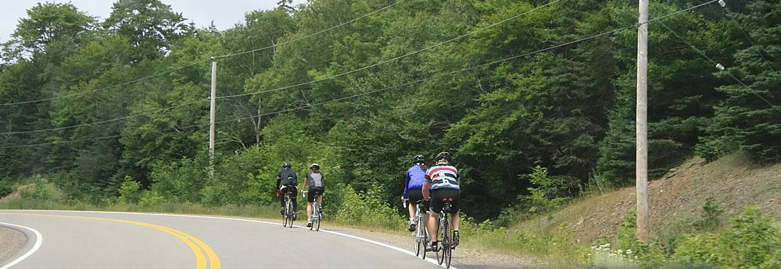 Road Cycling in Canada