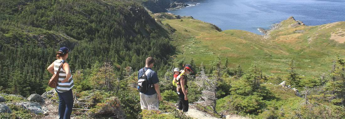 Popular Hiking Trails in Canada