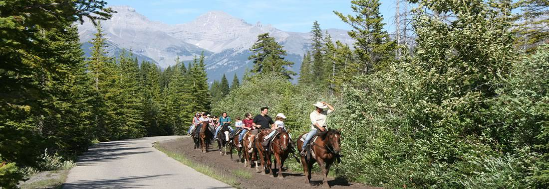Horseback Riding British Columbia