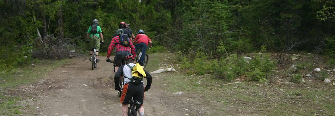 Mountain Biking in Canada