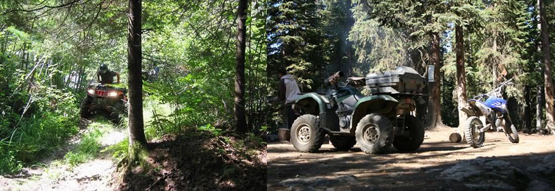 ATV Tours & Off Road Adventures in British Columbia, Canada