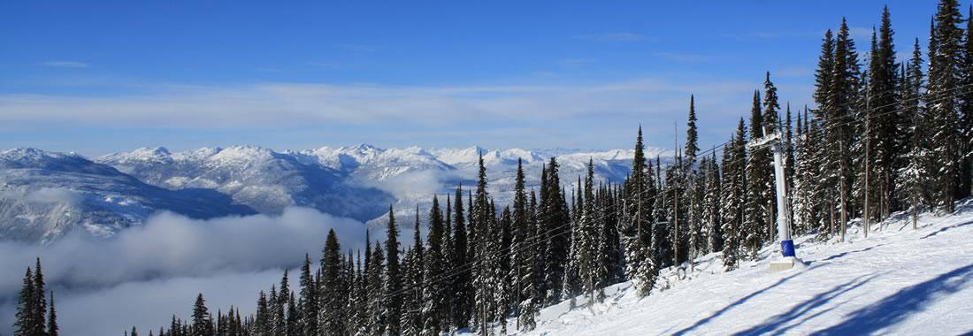 Skiing & Snowboarding at Revelstoke Mountain Resort
