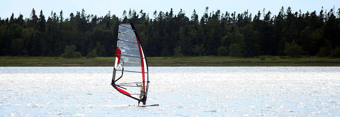 Windsurfing British Columbia