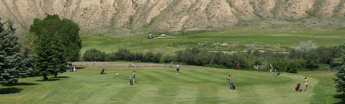 Golfing is a Popular Things To Do in Alberta, Canada