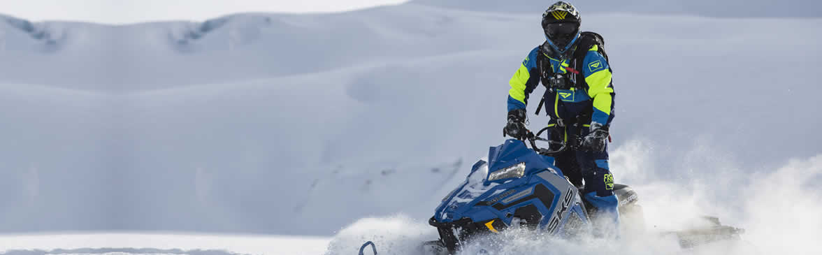 Travel Guide - Top Snowmobile Riding Destinations in