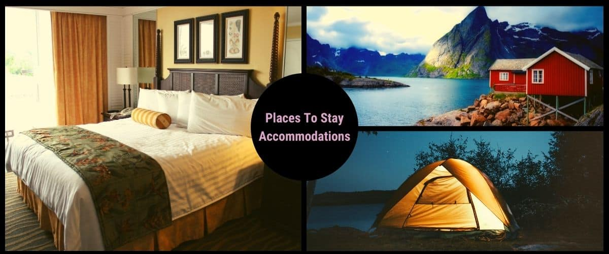 Canada places to stay