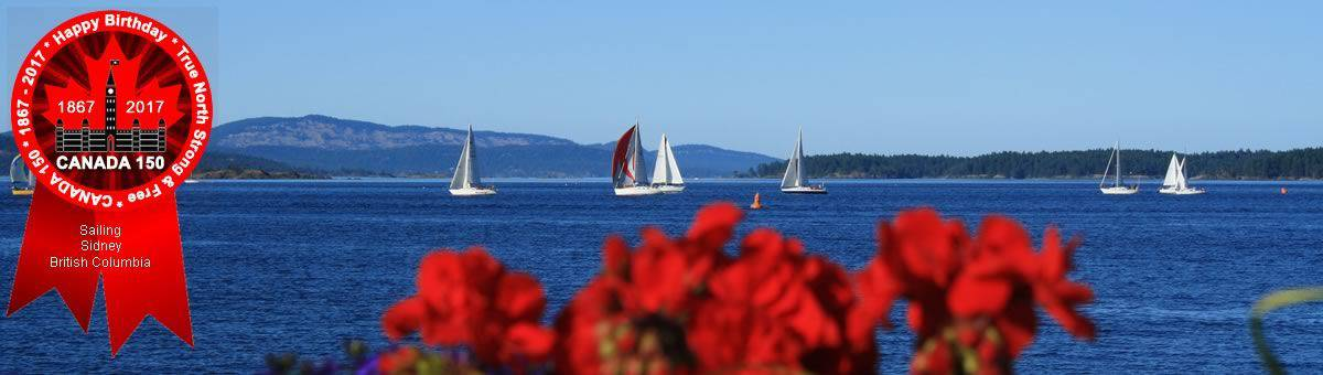 Love Sailing? You'll Love BC!
