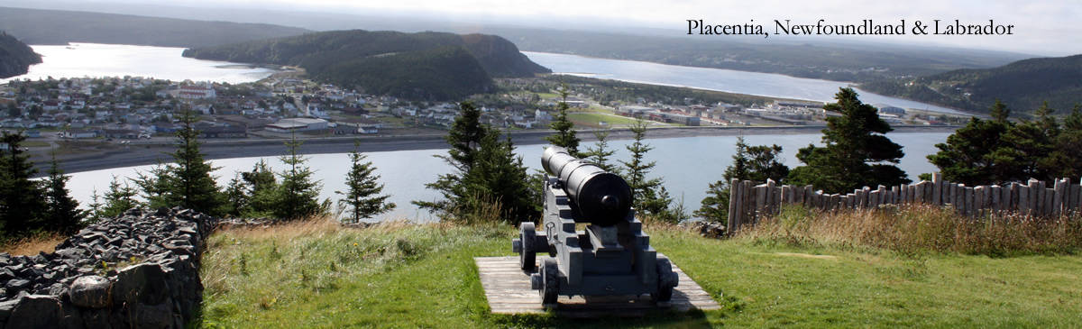 Historic Site - Placentia, Newfoundland