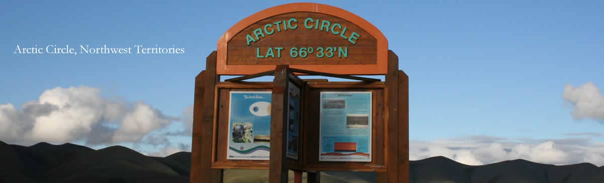 You have to visit the Arctic Circle