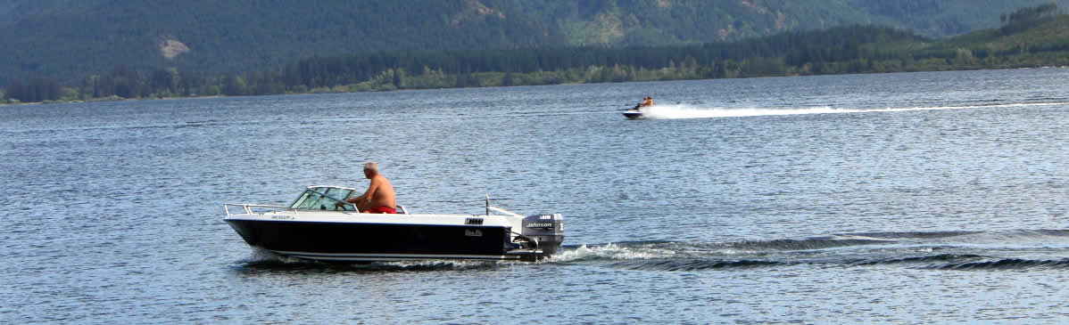 lake cowichan attractions