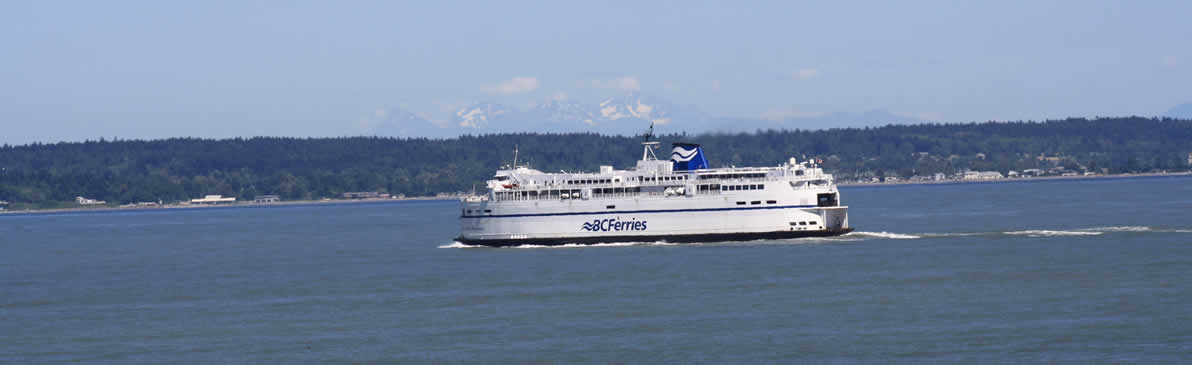 vancouver island transportation bc ferry
