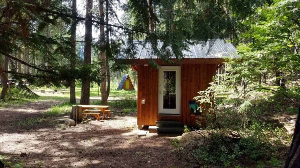 Valhalla Pines Campground - images