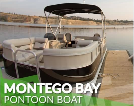 This Montego Bay pontoon boat will be featured at the Boat Sale & Swap.<br /><br /> #boatsale #pontoonboat #forsale #lakekoocanusa #ferniebc #cranbrookbc