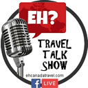Eh Travel Talk Logo