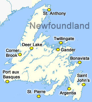 Newfoundland adventure travel eh Canada Travel Guide eh Canada