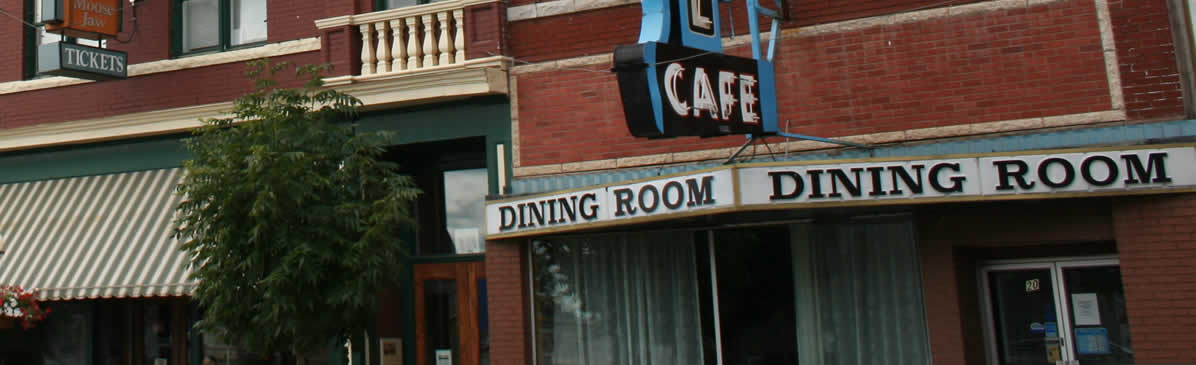 moose jaw restaurants