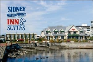 Sidney Waterfront Inn & Suites